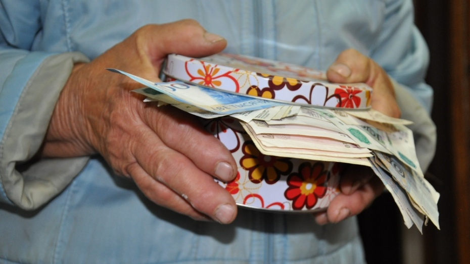 В Воронежской области мошенницы украли у пенсионеров 760 тыс рублей