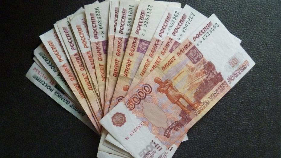 В Таловском районе мошенница выманила у старушки 80 тыс рублей