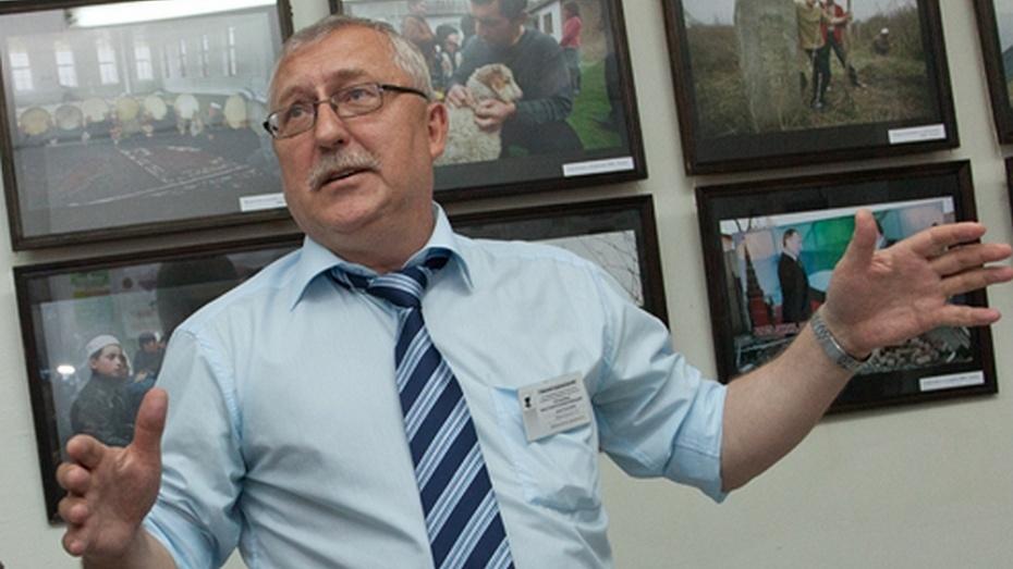 Декан воронежского журфака заявил о выдвижении в Госдуму
