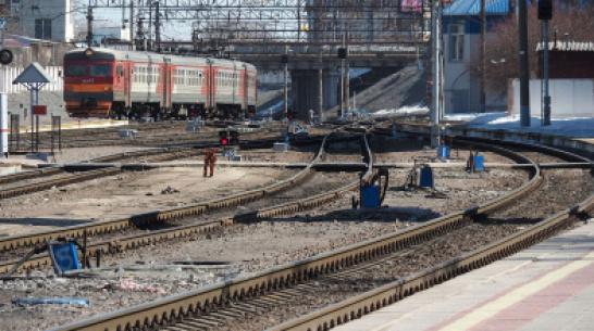 С начала года 10 воронежцев погибли на железной дороге