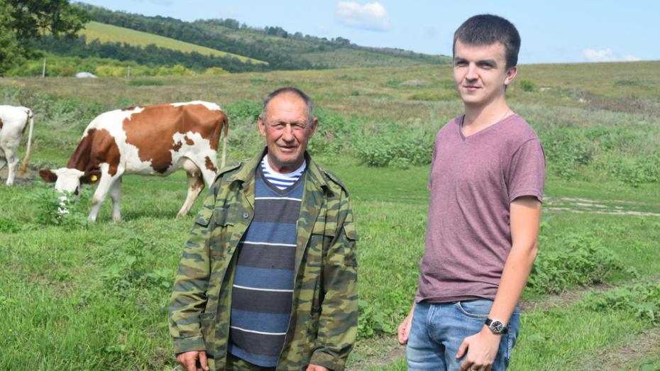 Подгоренские фермеры получили гранты в размере 5,1 млн рублей