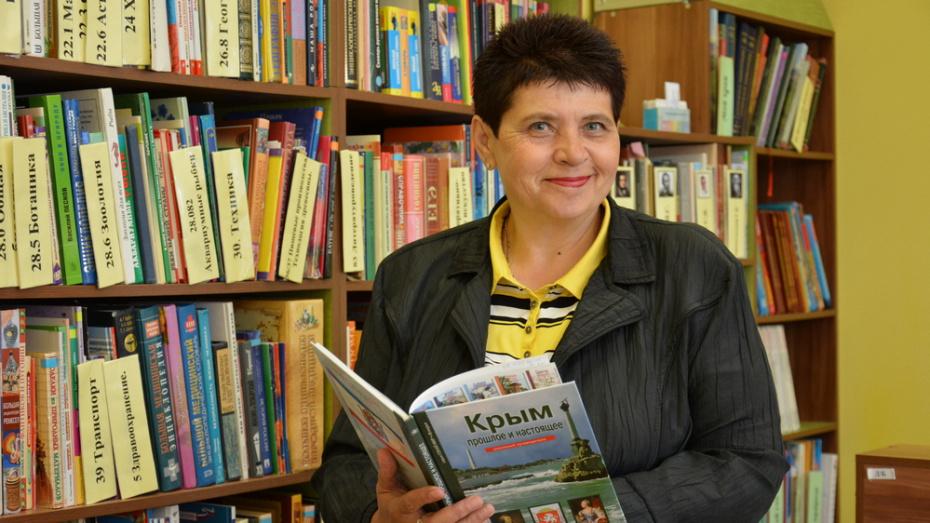 Острогожская библиотека запустила литературный видеомарафон «Спасибо за жизнь…»