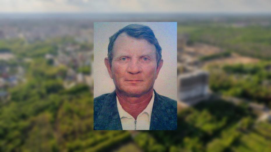 69-летний пенсионер сошрамом пропал вВоронежской области