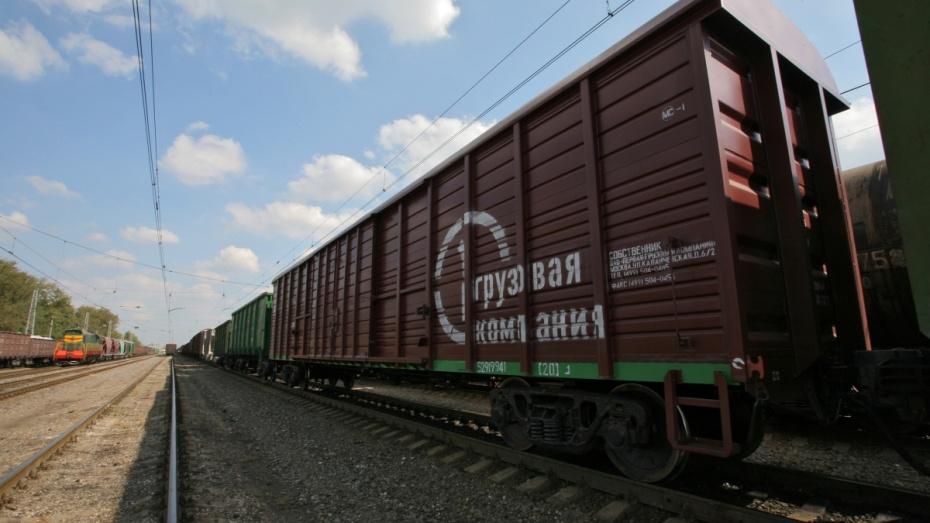 Воронежский филиал ПГК увеличил перевозки в крытом подвижном составе на полигоне ЮВЖД