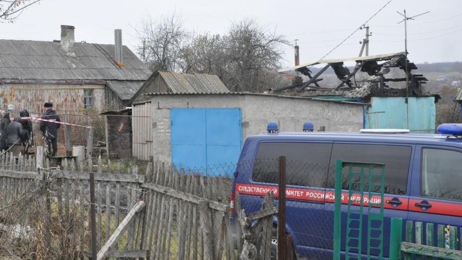 Трое детей идвое взрослых сгорели в личном доме под Воронежем