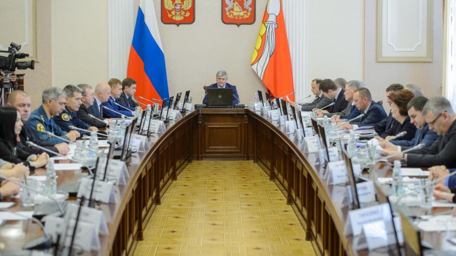 Воронежская область попросит у федерального центра 1,5 млрд рублей на соцобъекты