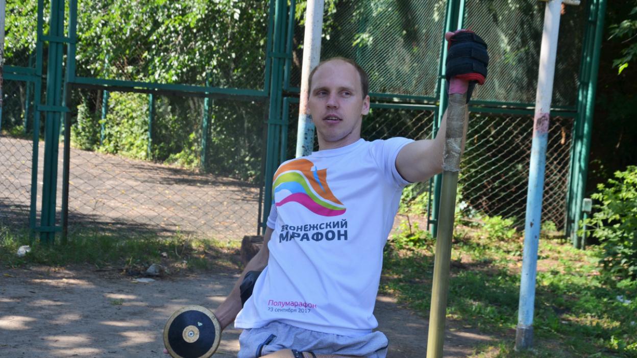 Вызовы судьбы. Как переживший паралич воронежец стал чемпионом России