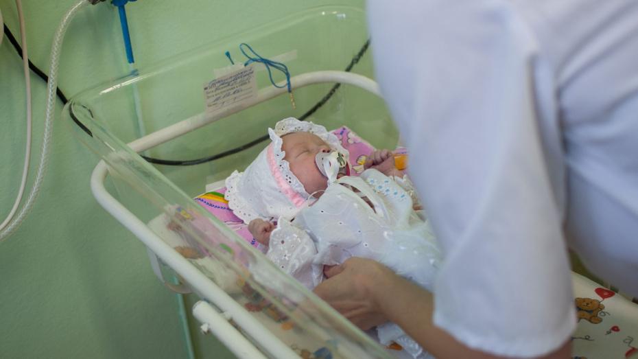 В Воронежской области с начала года после ЭКО родились 154 ребенка