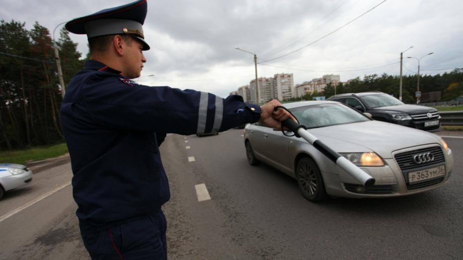 В Воронежской области после сплошных проверок ГИБДД обнаружили 24 пьяных водителя