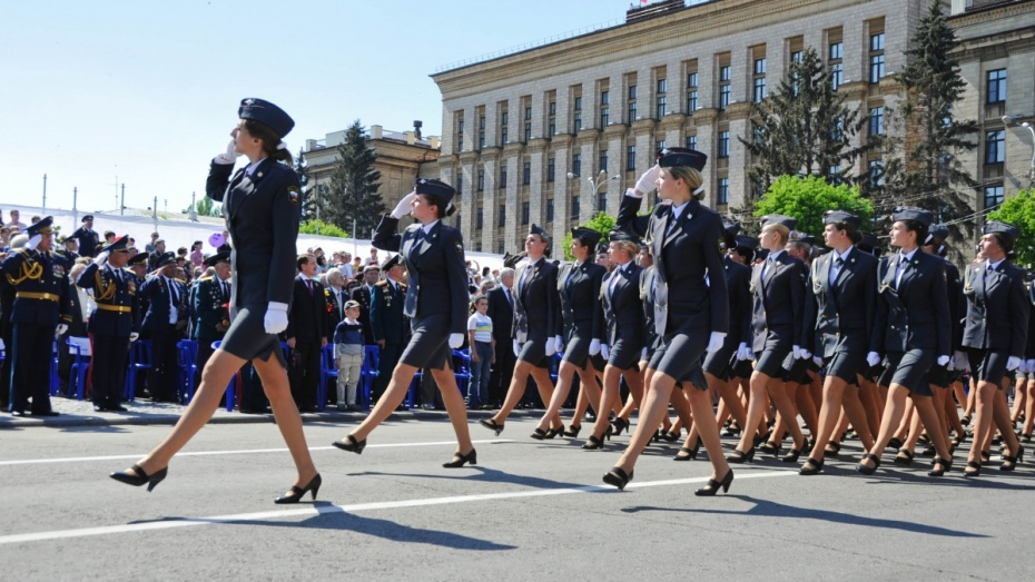 Канал «TV Губерния» покажет воронежский парад Победы в прямом эфире