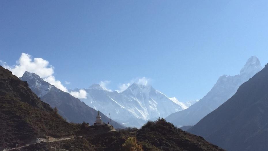 Воронежские альпинисты помогли эвакуировать пострадавших в Непале