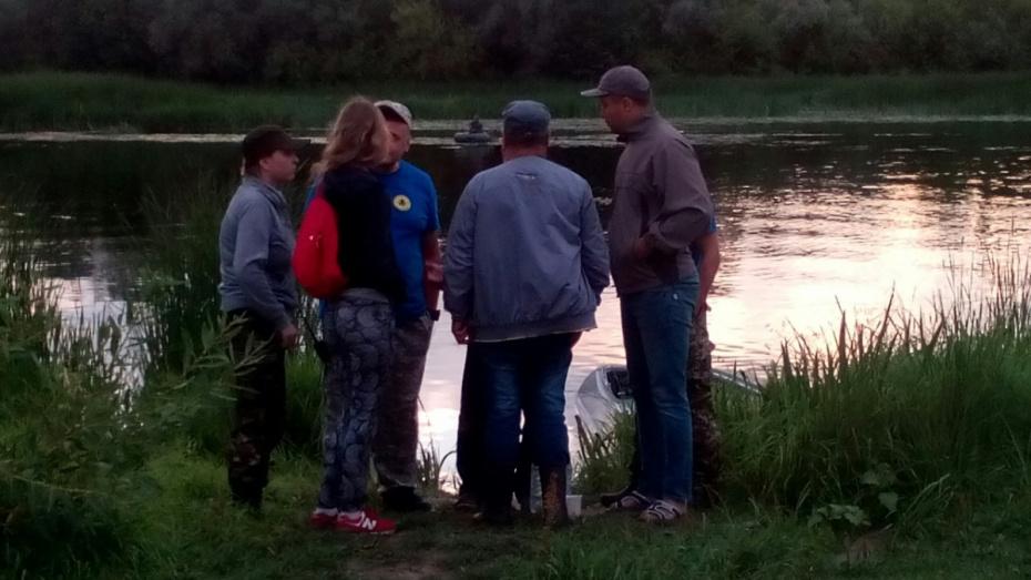 Под Воронежем спустя 3 дня нашли пропавшего рыбака