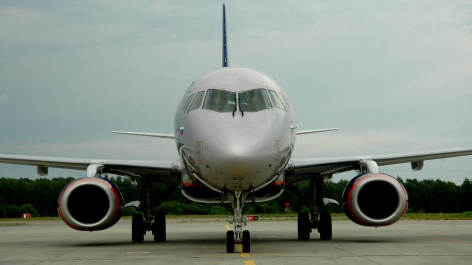 Самолеты из Воронежа будут чаще летать к морю