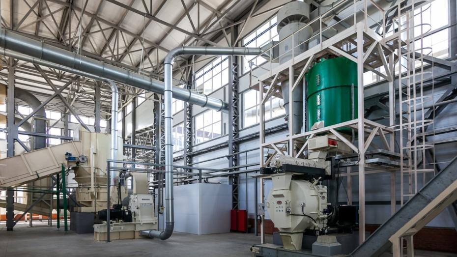 «Молвест» открыл в Воронежской области завод в цикле производства собственных кормов