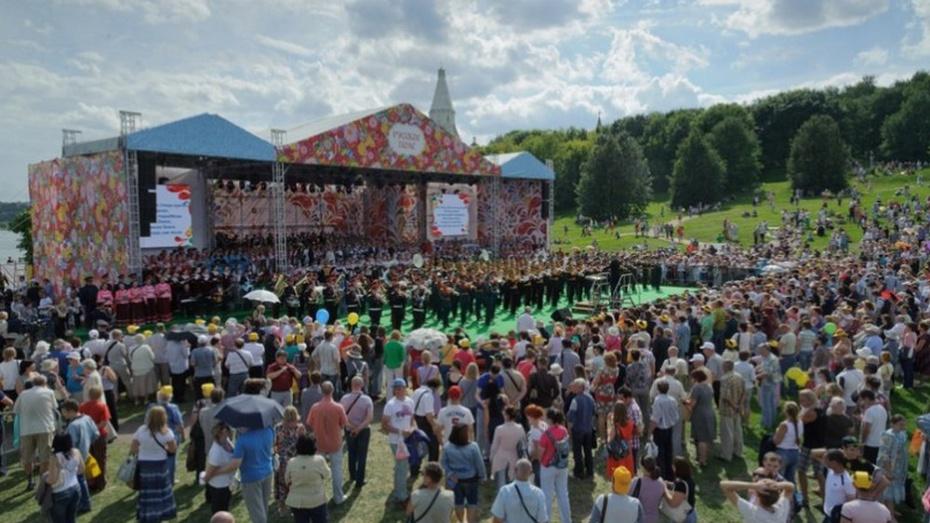 «Воронежские девчата» выступят на международном фестивале «Русское поле»