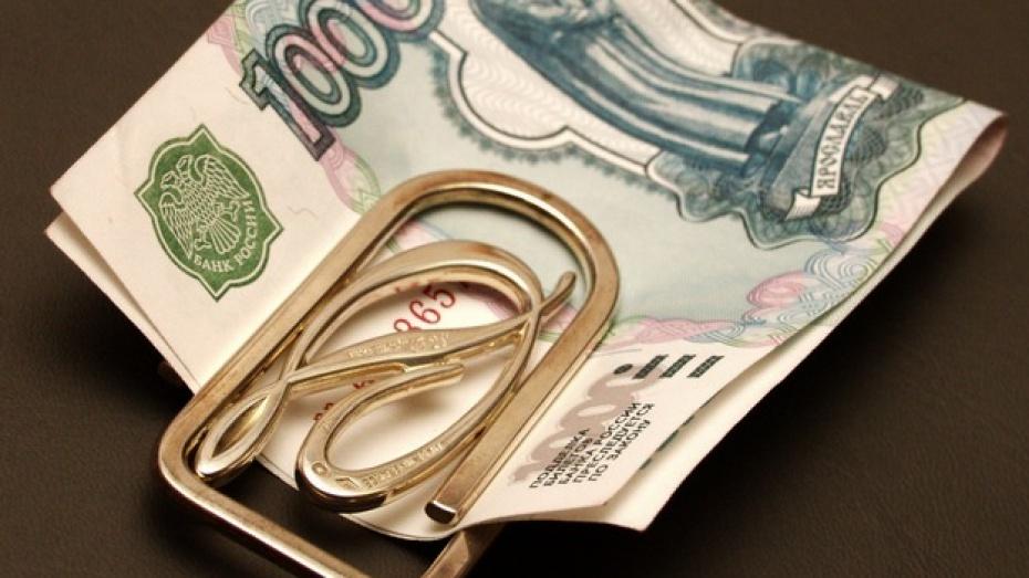В Лисках покупатель расплатился фальшивой 1000-рублевой купюрой