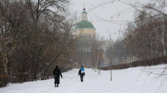 На рабочей неделе в Воронеже потеплеет