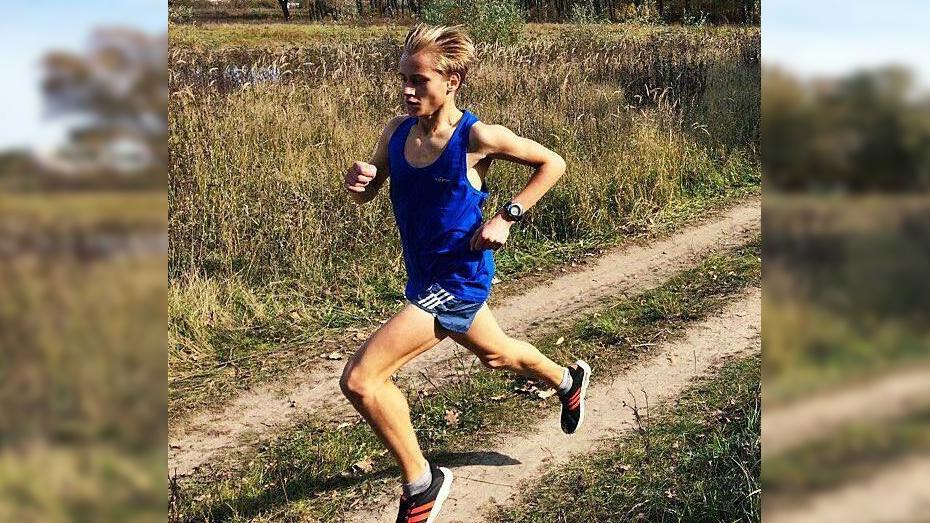 Поворинский легкоатлет завоевал 2 «золота» на первенстве области