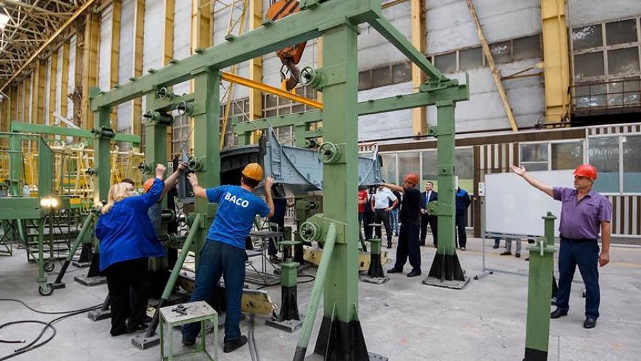 На Воронежском авиазаводе завершили сборку первого агрегата Ил-114-300