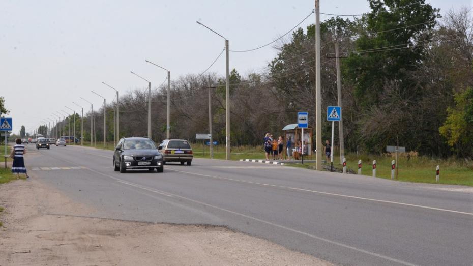 Семилукцы попросили обезопасить пешеходный переход на улице Транспортной
