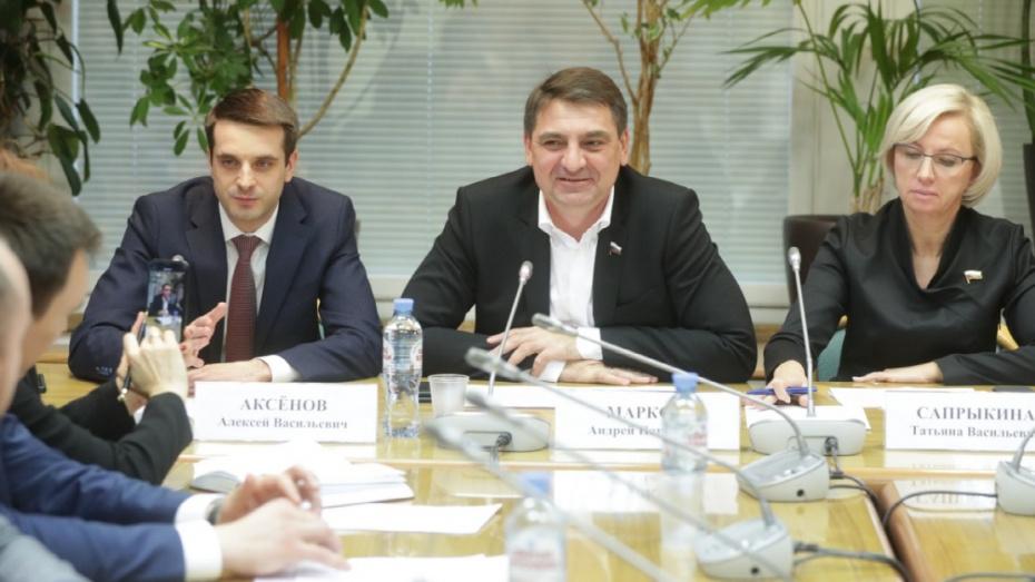 Депутат Госдумы от Воронежской области предложит организовать «единое грантовое окно»