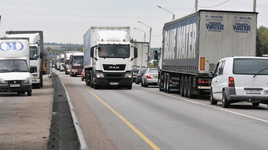 Обход Лосево в Воронежской области построили на 98%