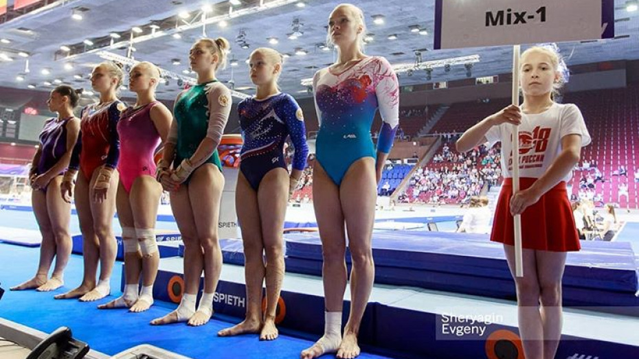 Воронежские гимнастки завоевали «золото» и «серебро» на Кубке России