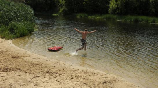 Санврачи забраковали 9 пляжей с превышением бактерий в воде в Воронежской области