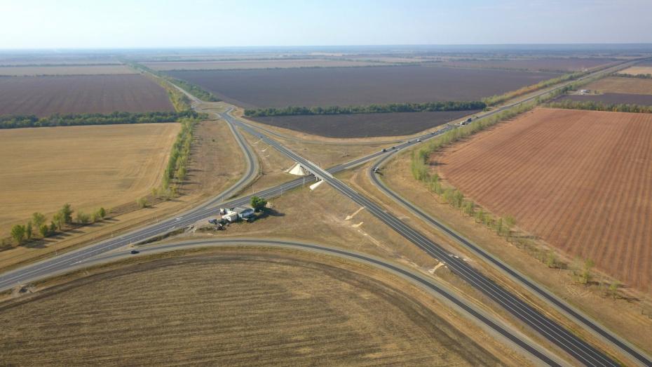 В Воронежской области до 2020 года капитально отремонтируют 11 км трассы Р-22 «Каспий»