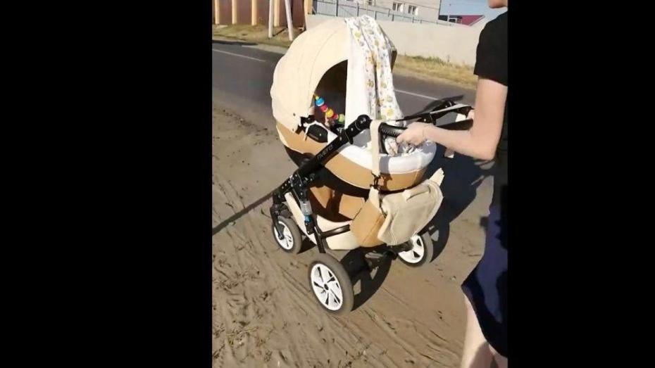 Жительница Воронежа показала «полосу препятствий» для мам с колясками