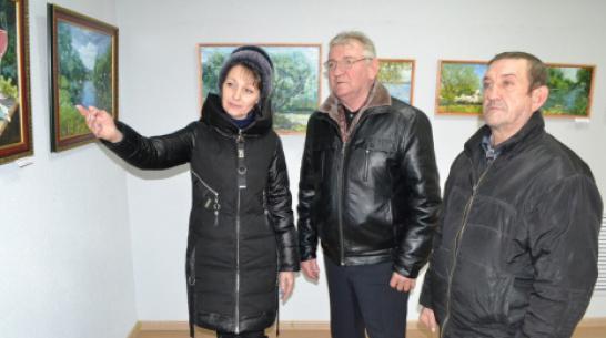 Калачеевцы увидят работы кантемировской художницы Елены Косовой