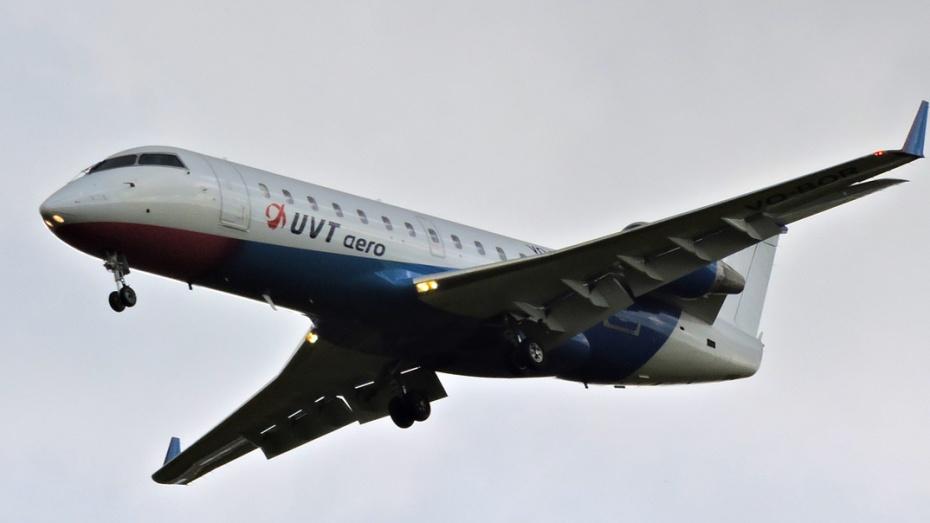 Татарстанская авиакомпания запустит рейс в Воронеж
