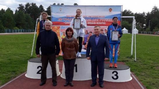 Павловчанка завоевала «бронзу» на Всероссийских соревнованиях по традиционным видам спорта