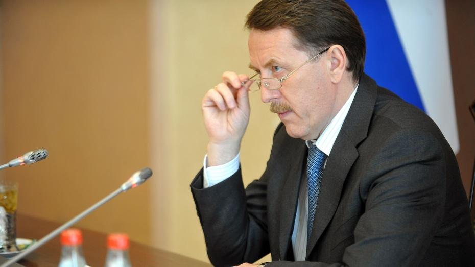 Губернатор распорядился предоставить ему последнюю информацию о ЖКХ в Воронеже и области
