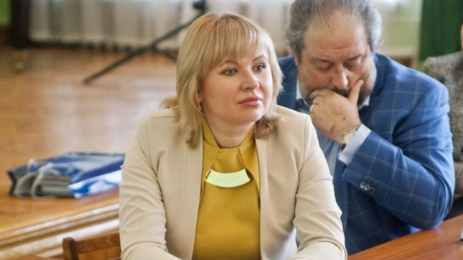 Эмилия Сухачева возглавила воронежский департамент культуры