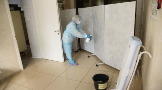 За выходные в Воронежской области от коронавируса скончались 3 человека