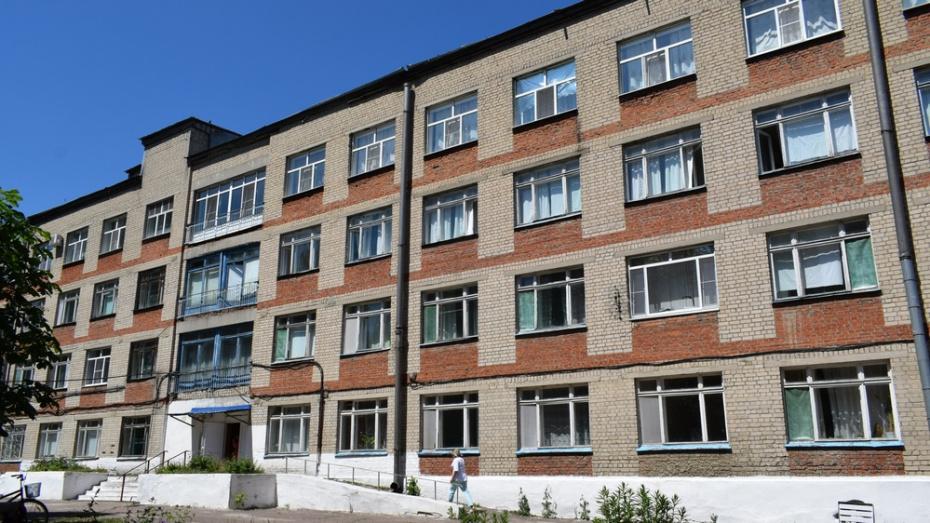 В Грибановском районе капитально отремонтируют больницу