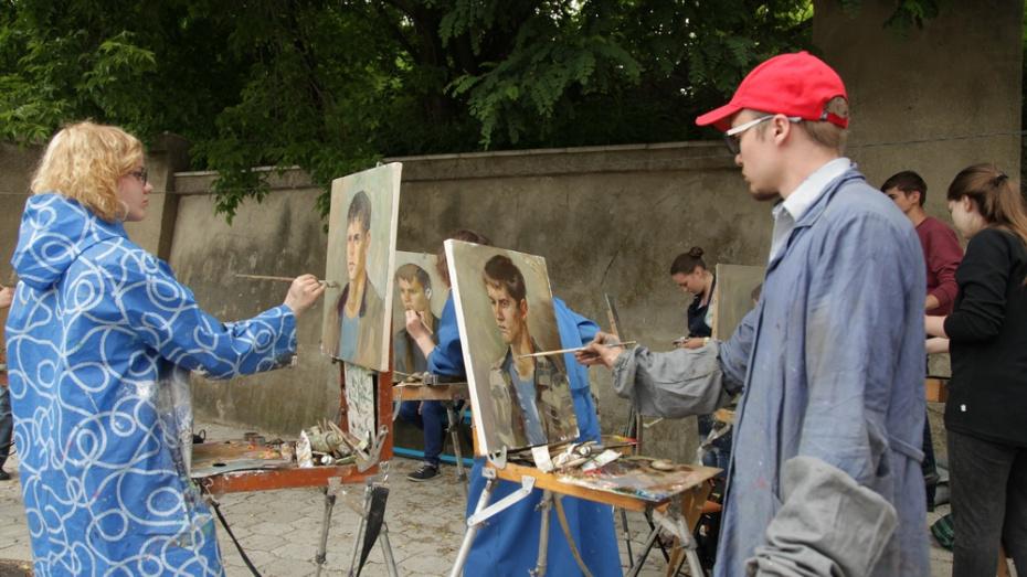 В Острогожске пройдет VI студенческий пленэр