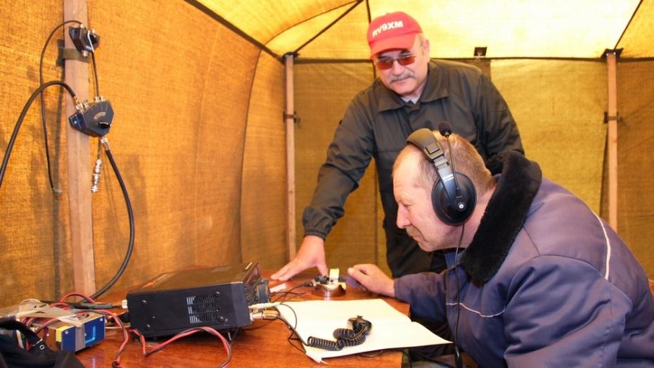 В Лисках начала работу мемориальная радиостанция «Щученский плацдарм»