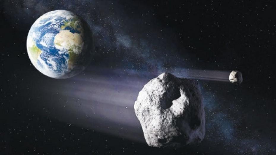 Сегодня ночью мимо Земли пролетел астероид размером с городской квартал