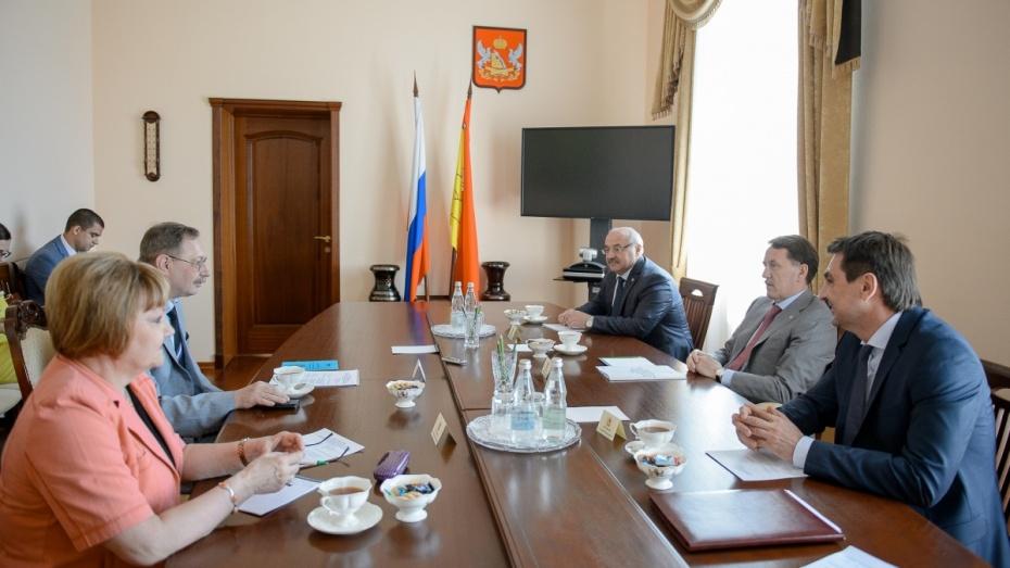 Институт РАН разработает методику оценки потенциала Воронежской области