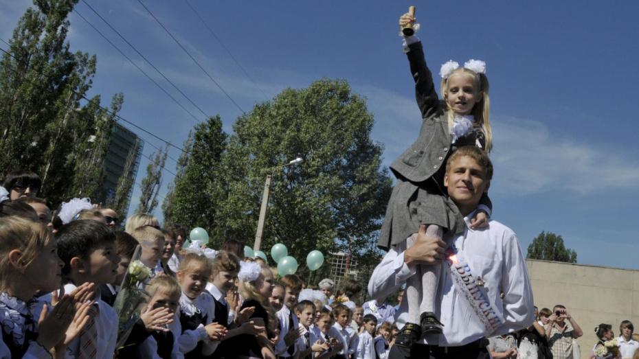 Аналитики посчитали, сколько стоит собрать ребенка в школу в Воронеже