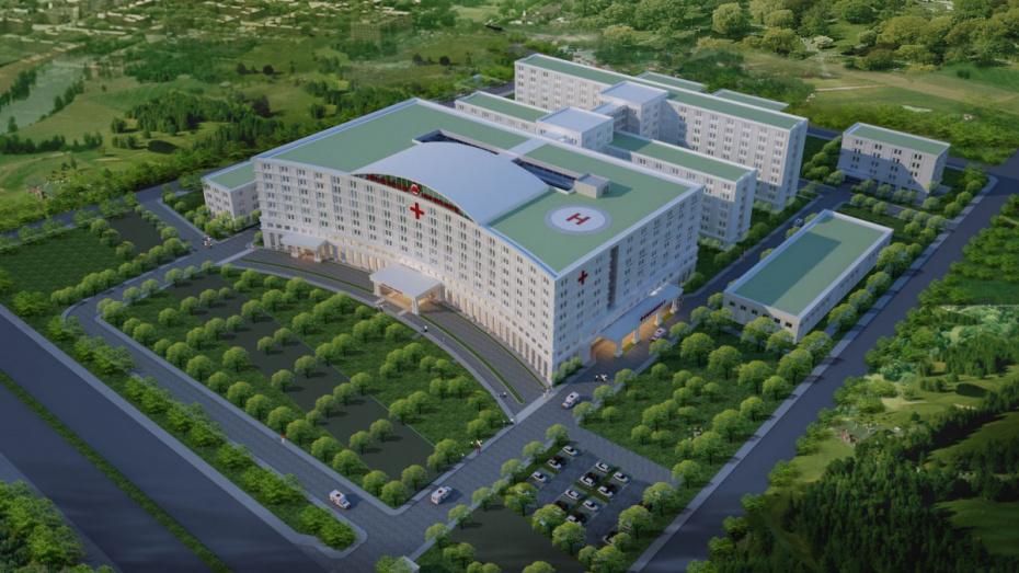 Воронежцы прошли во 2-й тур всероссийского конкурса на лучший проект типовой больницы