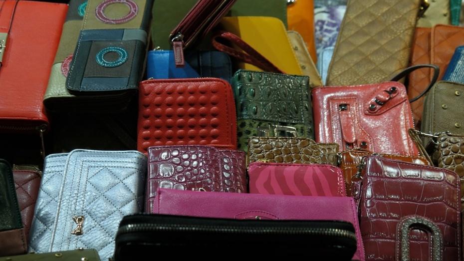 Рецидивистка изВоронежа коллекционировала краденые кошельки