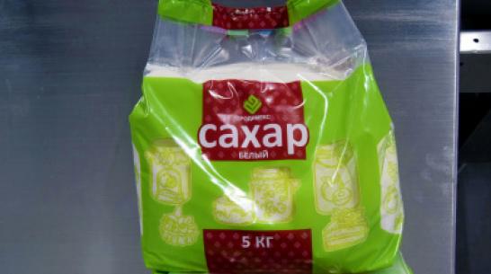 Воронежский сахар появился на прилавках Гвинеи и Того