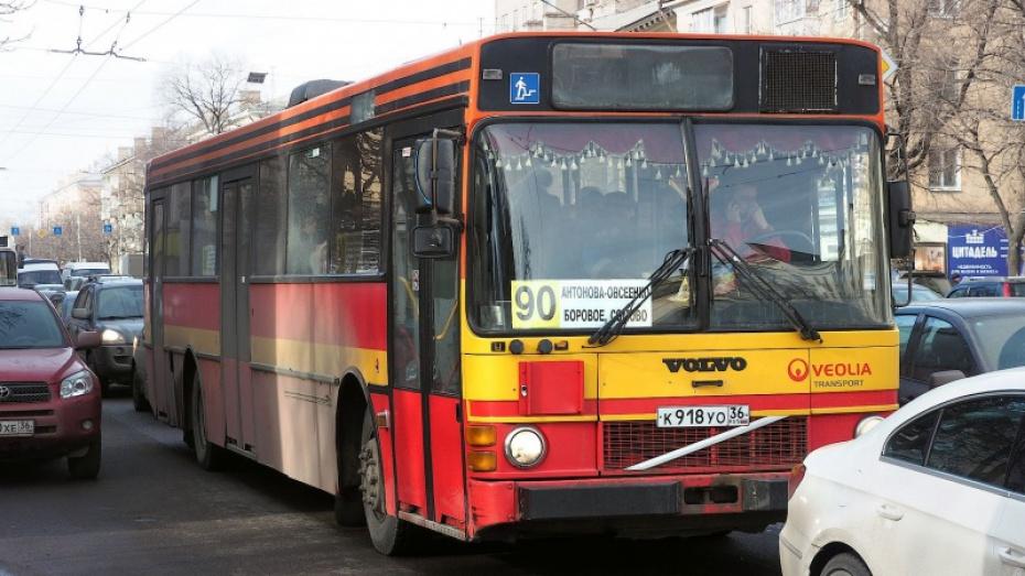 Воронежцы смогут отслеживать общественный транспорт в приложении Google