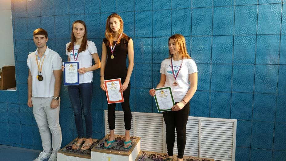 Верхнехавские пловцы завоевали 2 «золота» на Кубке области
