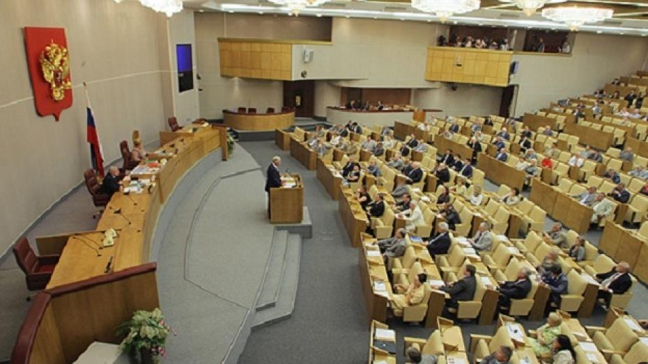 Госдума обсудит предложение депутата от Воронежской области увольнять мэров за межнациональные конфликты