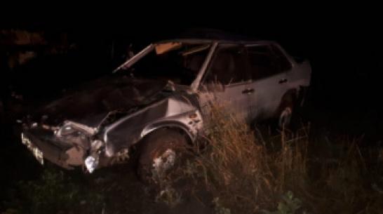 В Воронежской области «ВАЗ» насмерть сбил 2 подростков на мопеде