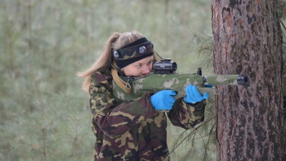 Россошанцев пригласили на военно-спортивную игру 27 апреля